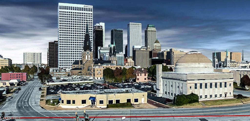Google Earth 3D (Vidéo) - Page 2 Tulsa_10