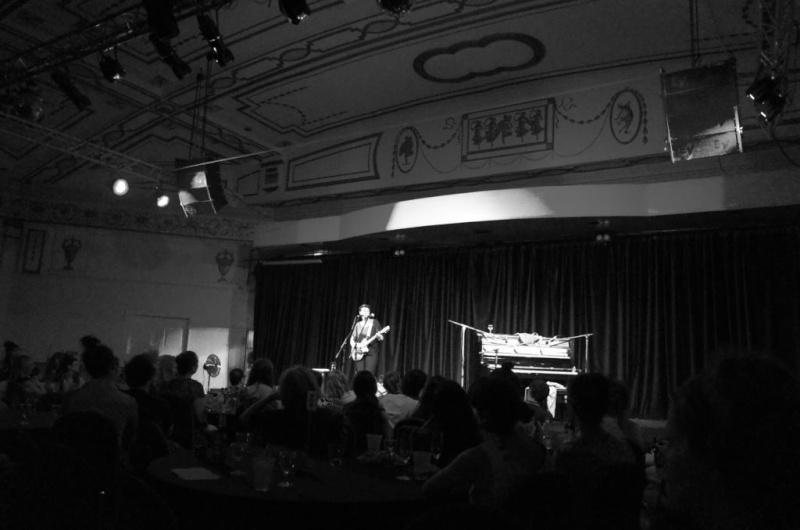 2/7/14 - Melbourne, Australia, Thornbury Theatre 11_10210