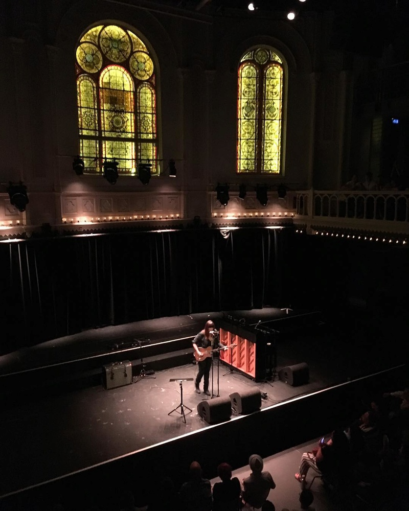 6/1/17 - Amsterdam, Netherlands, Paradiso Grote Zaal 1243