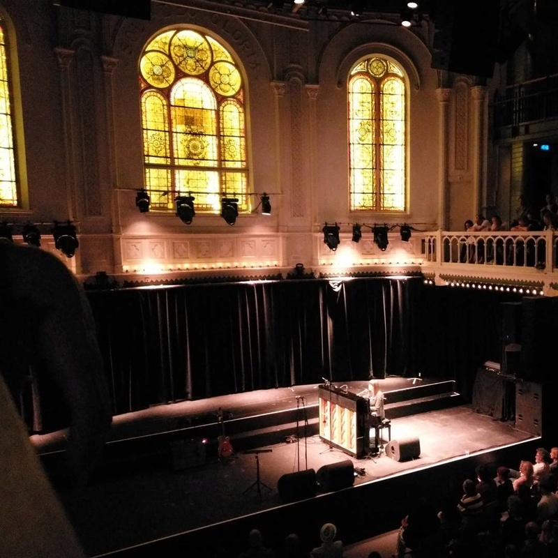 6/1/17 - Amsterdam, Netherlands, Paradiso Grote Zaal 1350