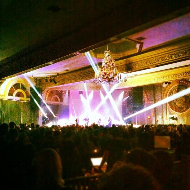 11/4/12 – Portland, OR, Crystal Ballroom 146