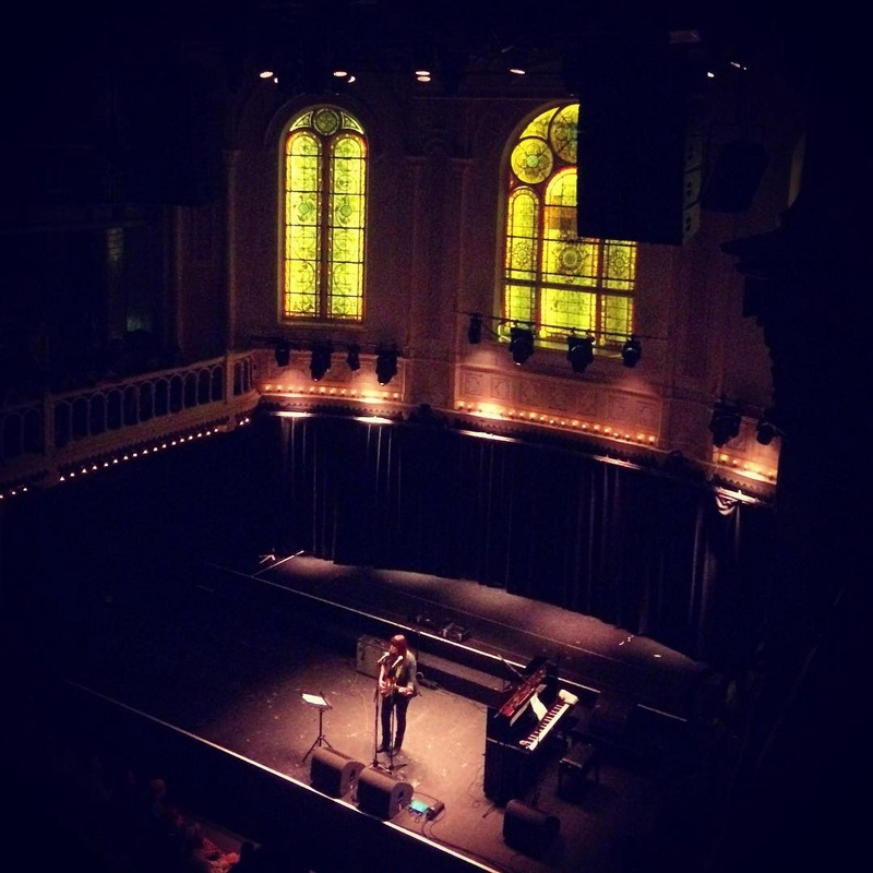 6/1/17 - Amsterdam, Netherlands, Paradiso Grote Zaal 1637
