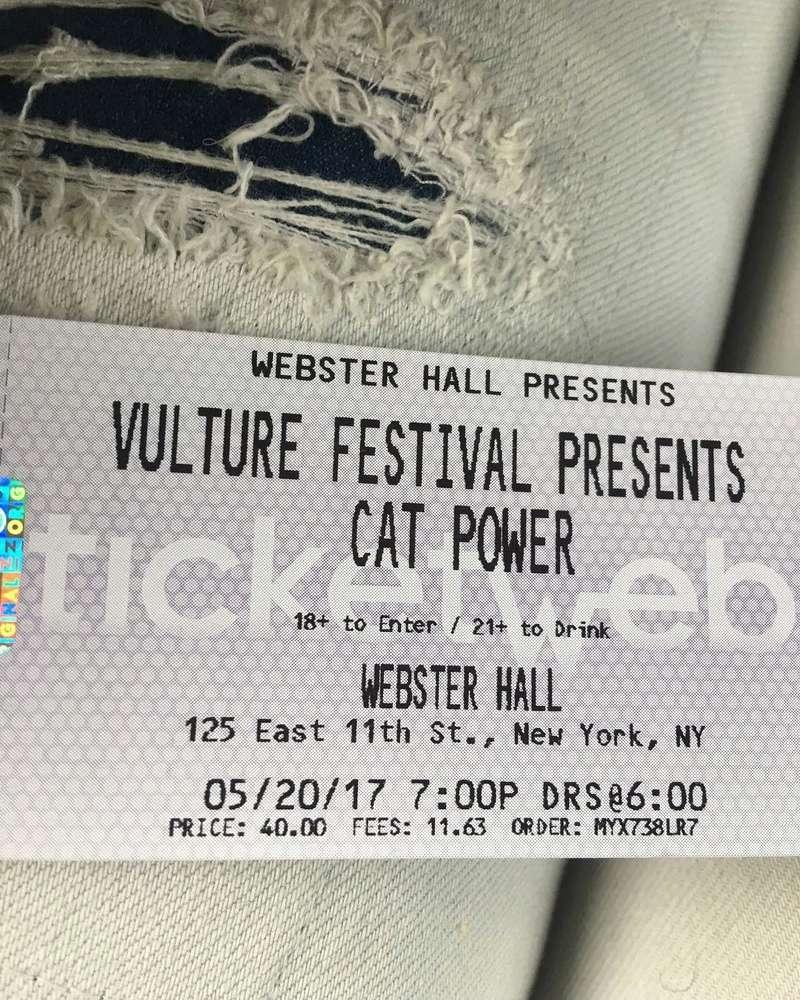 "5/20/17 - ""Vulture Festival"", NYC, Webster Hall 262"