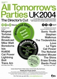 "3/26/04 - Camber Sands, England, ""All Tomorrows Parties Festival 2004"" 3-26-011"