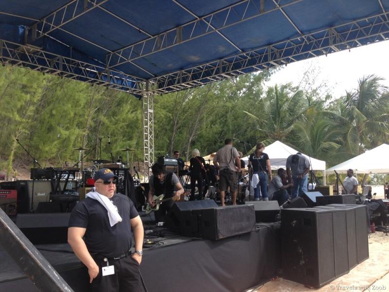 "2/15/14 - Nassau, Bahamas, Blue Lagoon Island, ""Weezer Cruise"" 345"