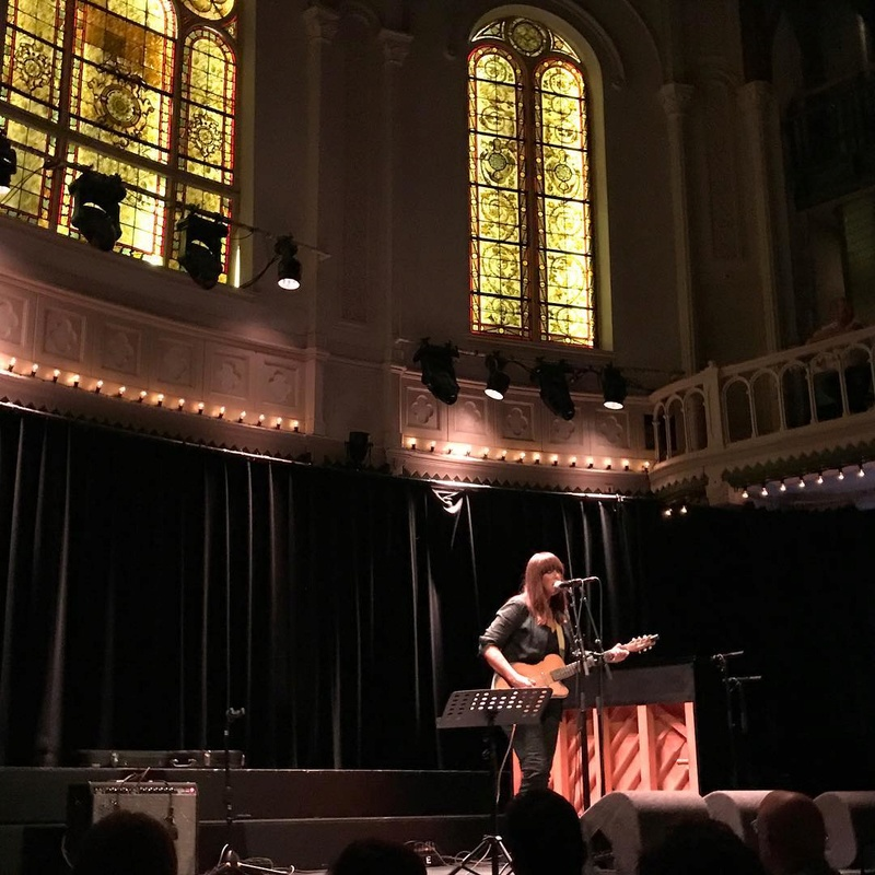 6/1/17 - Amsterdam, Netherlands, Paradiso Grote Zaal 362