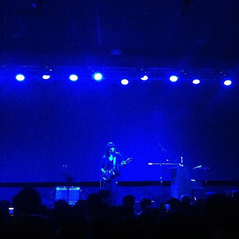 2/28/17 - Santiago, Chile, Vivo Club Amanda Estudio Estereo 452