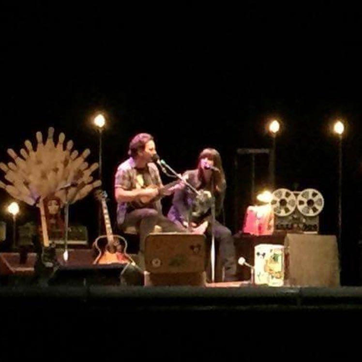 """6/3/17 - """"Heartland Festival"""", Kværndrup, Denmark, Egeskov Castle and Gardens (Eddie Vedder Solo Concert) 563"""