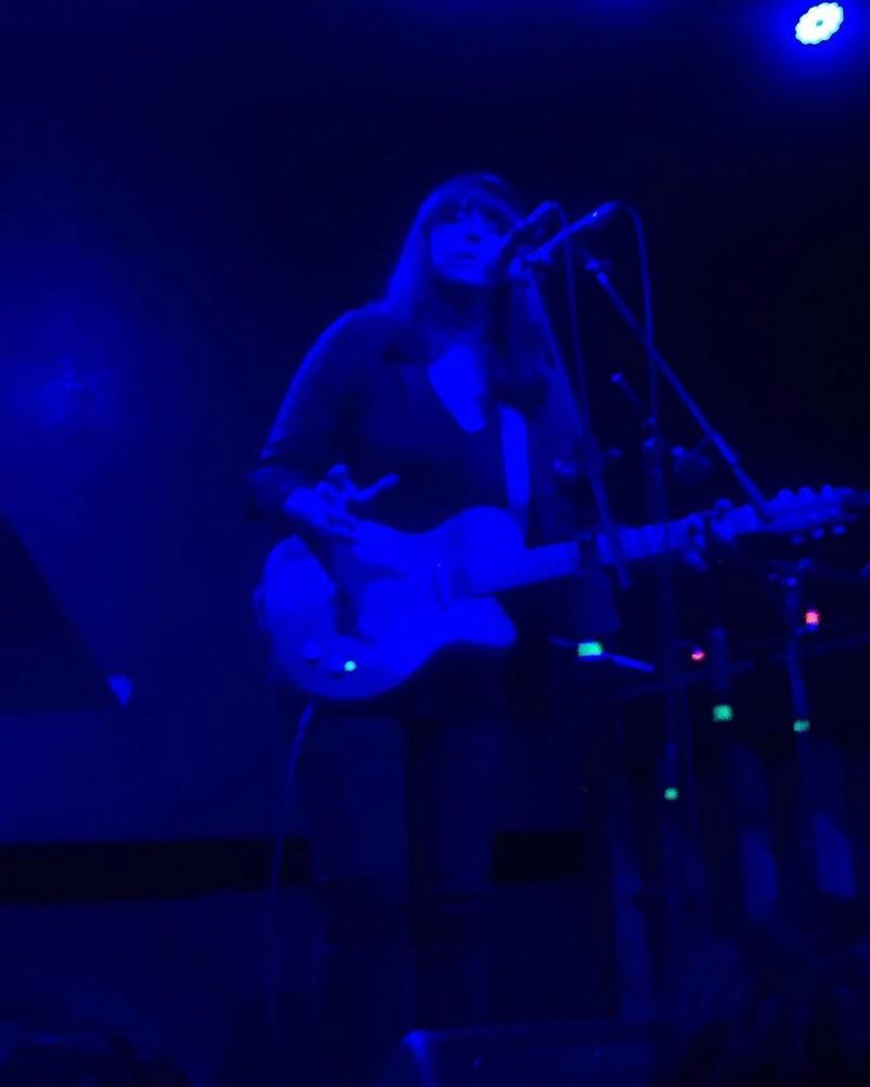 2/28/17 - Santiago, Chile, Vivo Club Amanda Estudio Estereo 645