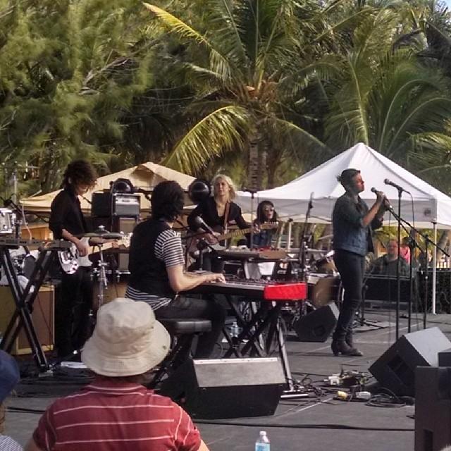 "2/15/14 - Nassau, Bahamas, Blue Lagoon Island, ""Weezer Cruise"" 837"
