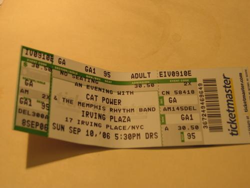 9/10/06 - NYC, Irving Plaza 9-10-010