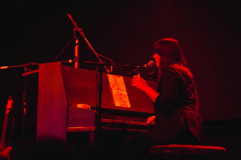 2/28/17 - Santiago, Chile, Vivo Club Amanda Estudio Estereo Catpow34