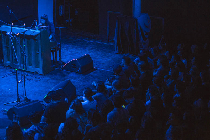 2/28/17 - Santiago, Chile, Vivo Club Amanda Estudio Estereo Catpow35