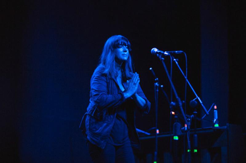 2/28/17 - Santiago, Chile, Vivo Club Amanda Estudio Estereo Catpow41