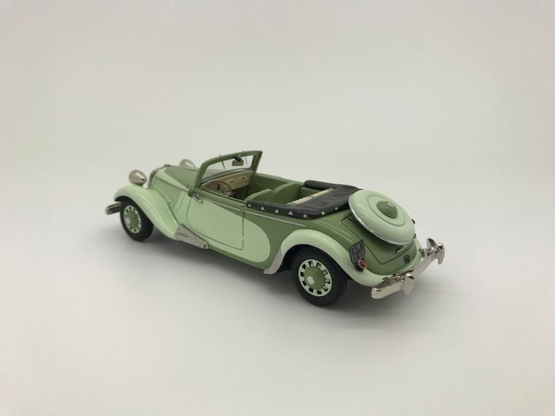 Citroën - Les Traction-Avant Citroën suisses Langenthal 1949 - 1953  Img_4311