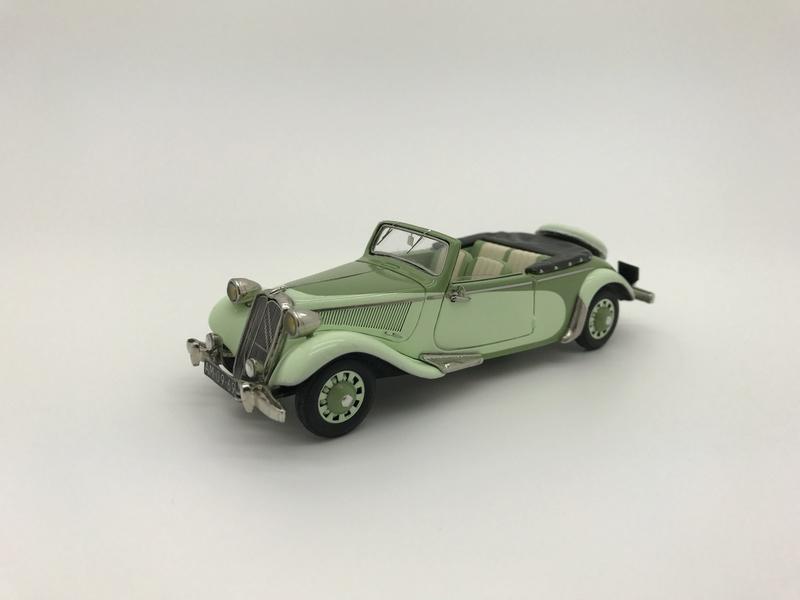 Citroën - Les Traction-Avant Citroën suisses Langenthal 1949 - 1953  Img_4312
