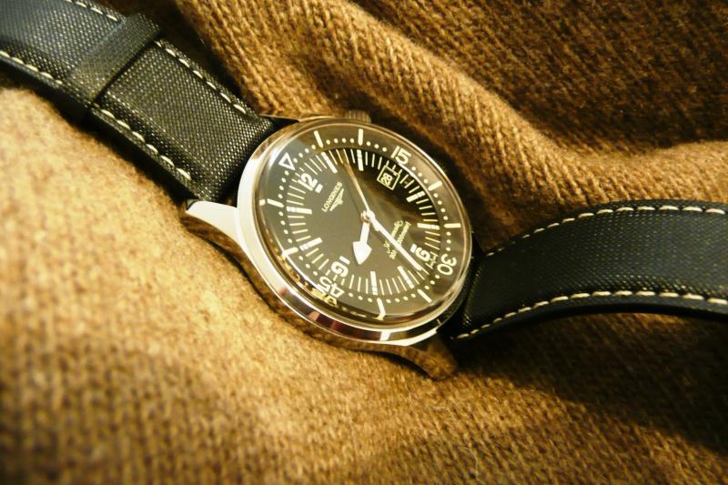 [Revue] Longines Legend Diver P1110011