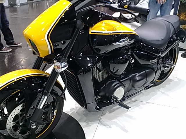 Motorradmesse 2014 in Leipzig 01022012
