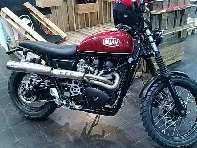 Motorradmesse 2014 in Leipzig 01022013