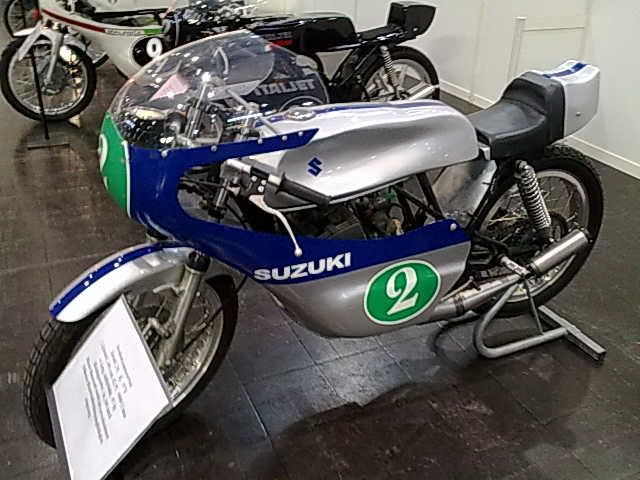 Motorradmesse 2014 in Leipzig 01022014