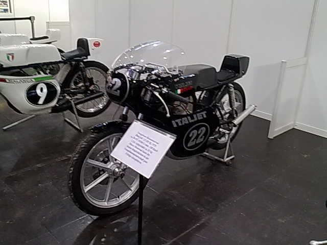 Motorradmesse 2014 in Leipzig 01022015