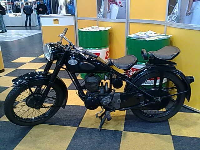 Motorradmesse 2014 in Leipzig 01022016