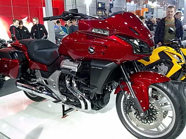 Motorradmesse 2014 in Leipzig 01022017