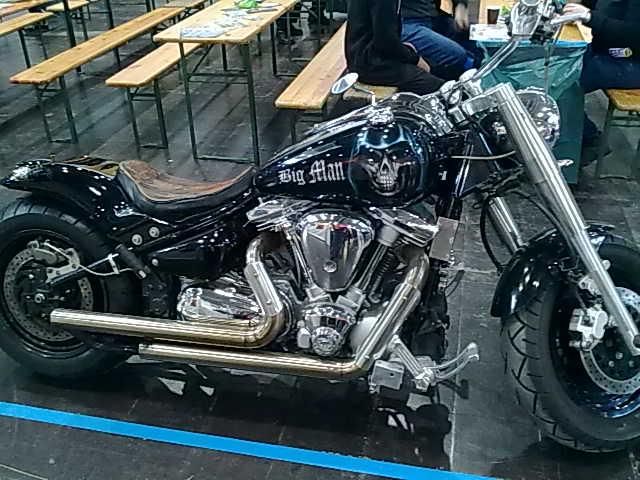 Motorradmesse 2014 in Leipzig 01022024