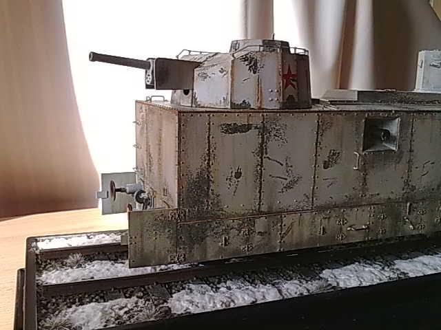 Soviet PL-37 Light Artillery Wagon 09022012