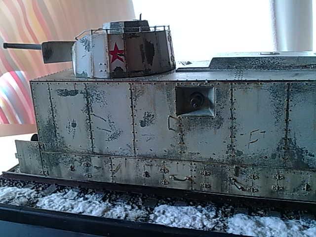 Soviet PL-37 Light Artillery Wagon 09022013