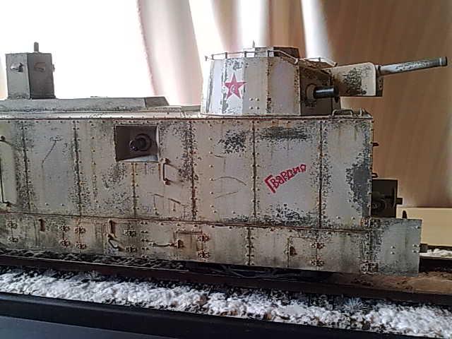 Soviet PL-37 Light Artillery Wagon 09022014