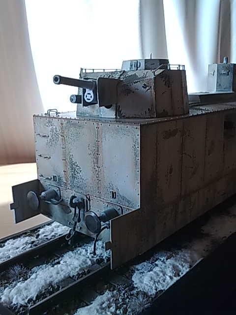 Soviet PL-37 Light Artillery Wagon 09022015