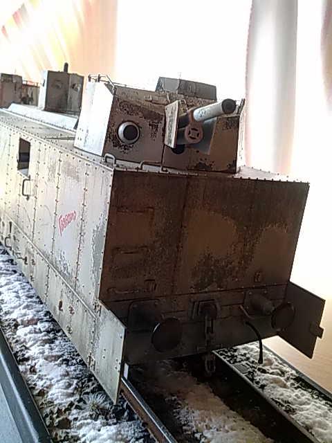 Soviet PL-37 Light Artillery Wagon 09022016