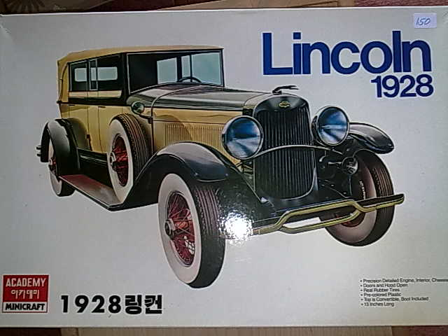 Lincoln 1928 in 1:16 24052010