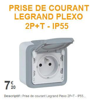 Connexion électrique pompe piscine Prise_10