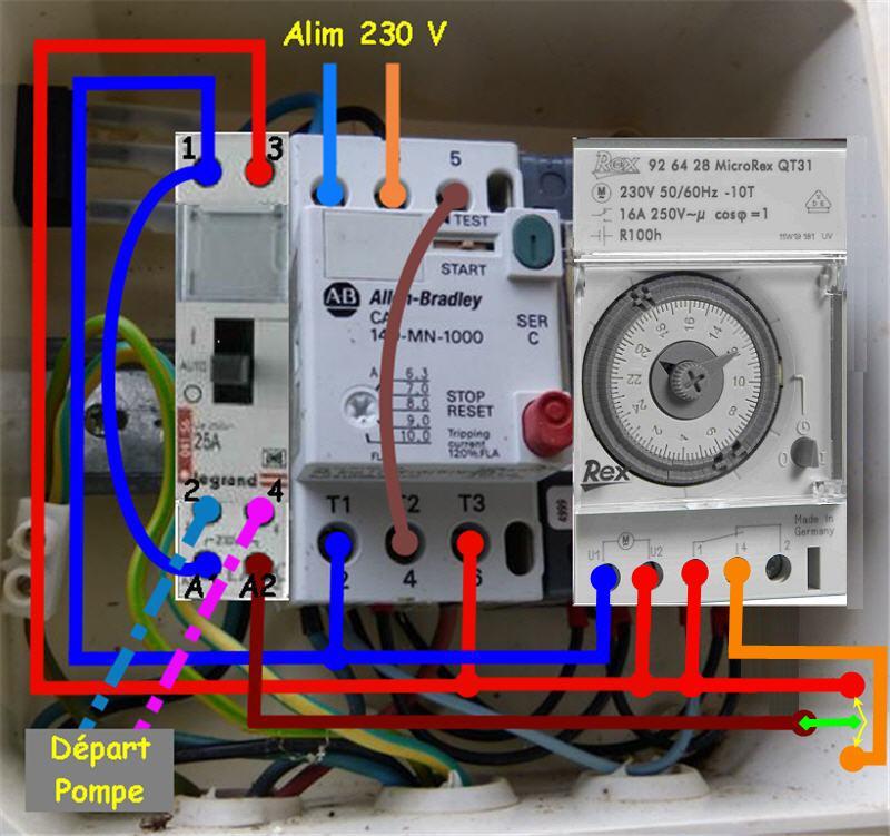 Remplacement horloge dans coffret de l'escawat - Page 2 Schema15