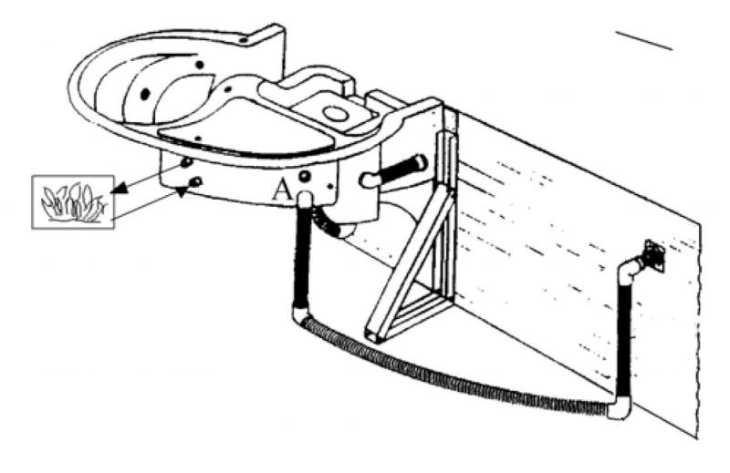 Raccordement pompe à chaleur sur escawat Sortie10