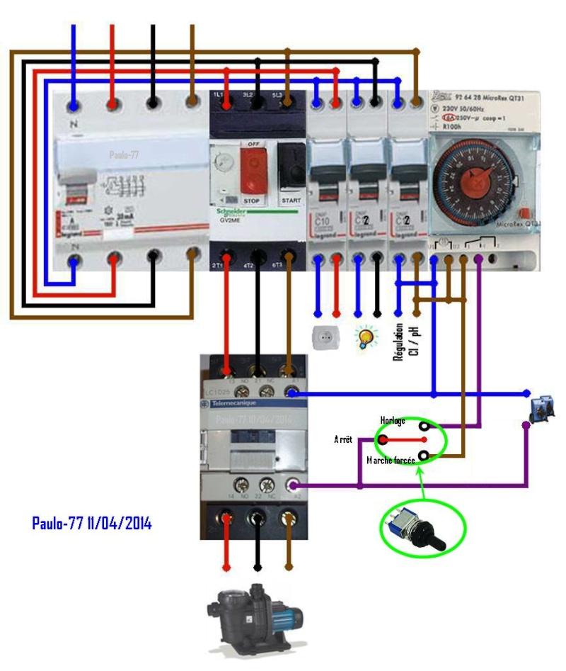 Rénovation tableau électrique Ztable12