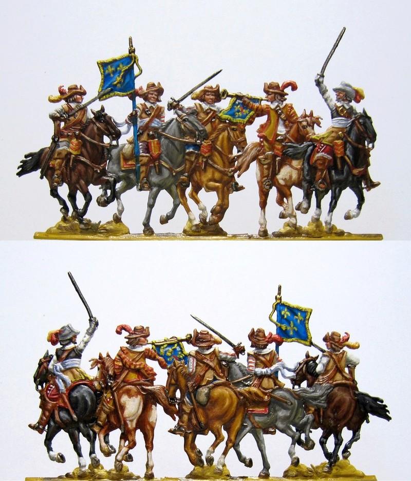 Cavalerie Française 1640 Condfy10