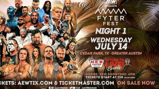 [Résultats] AEW Fyter Fest 2021 Night 1 du 14/07/21 1-102410