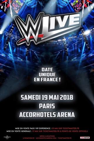 [Compétition] La WWE de retour en France, en 2018 ! 18359111
