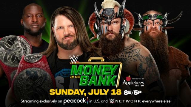 WWE Money In The Bank du 18/07/2021 20210710