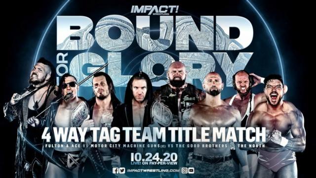 Impact Wrestling Bound For Glory 2020 du 24/10/20 2f10e510