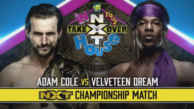 NXT TakeOver: In Your House du 07/06/2020 A526de10