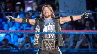 Concours de popularité de fin d'année 2018 (WWE) - Page 7 Aj-sty14