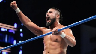 Concours de popularité de fin d'année 2018 (WWE) - Page 7 Andrad10
