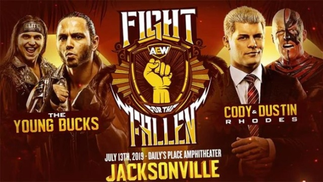 AEW Fight For The Fallen du 13/07/2019 Fight-10
