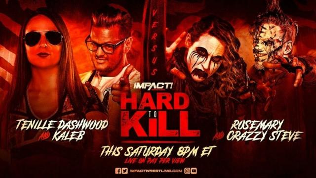 Impact Wrestling Hard To Kill 2021 du 16/01/2021 Hardto10