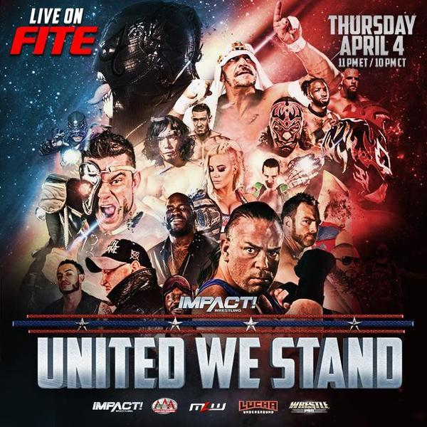 Impact Wrestling United We Stand du 04/04/2019 Impact11