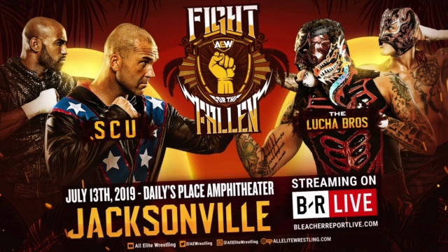 AEW Fight For The Fallen du 13/07/2019 Luchab10